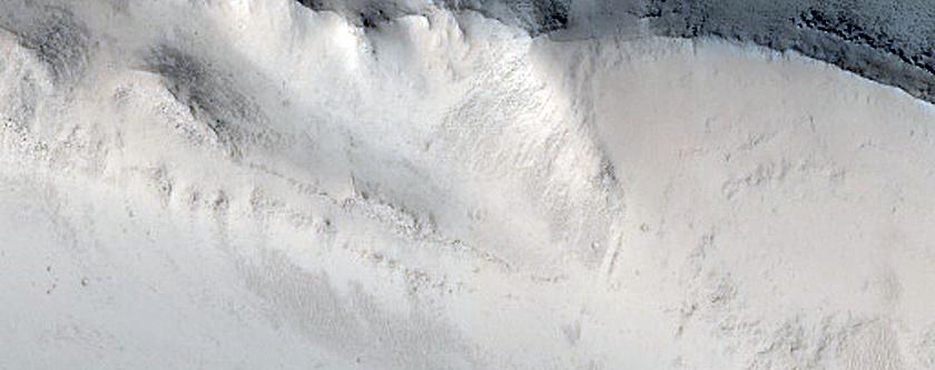 Chaotic Terrain in Terra Sabaea