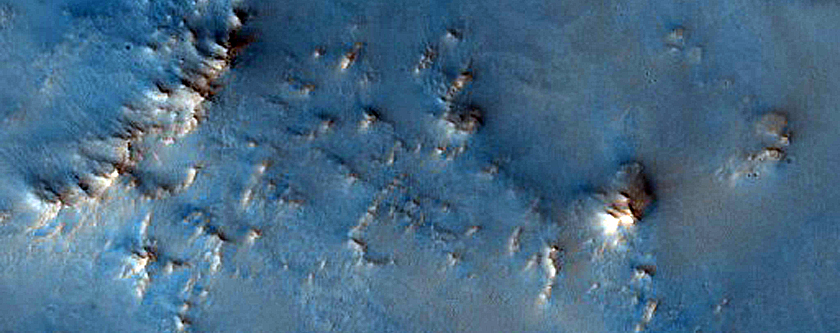 Jarosite Stratigraphy in Nili Fossae