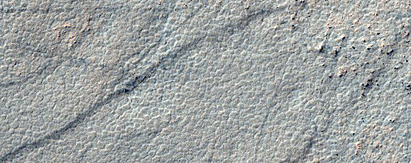 Periglacial Terrain
