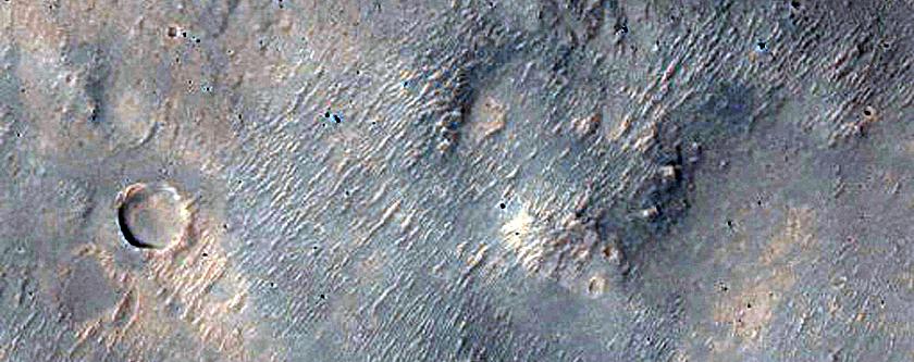 Gale Crater Rim