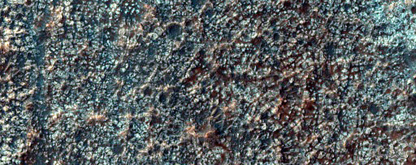 Crater Floor