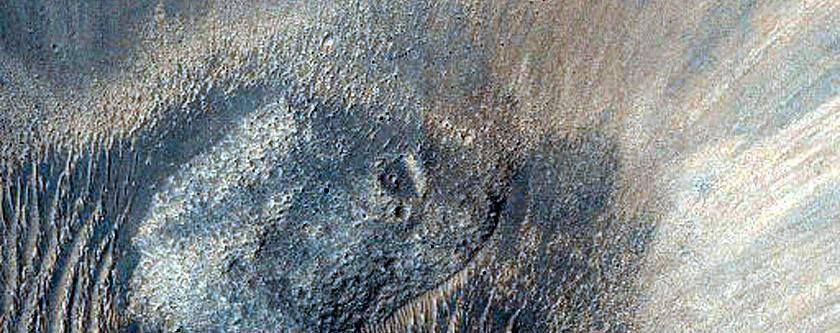 Well-Preserved 3-Kilometer Diameter Impact Crater