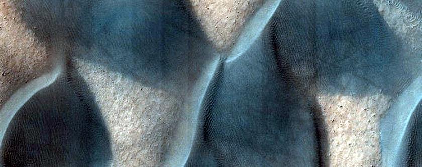 USGS Dune Database 1331-569 Changes