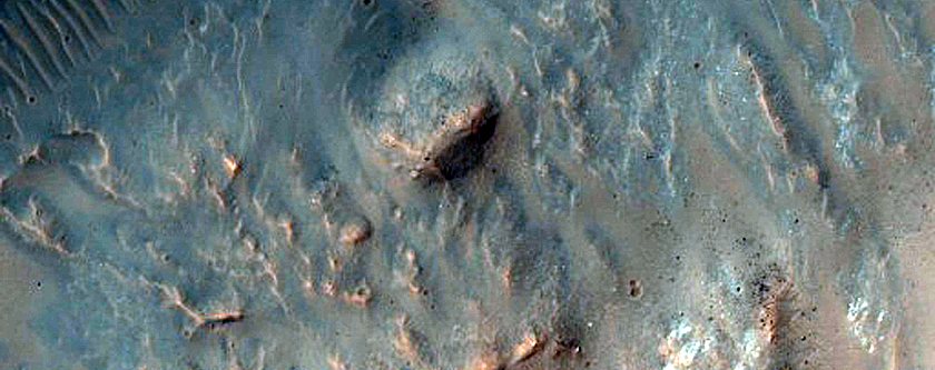 Well-Preserved 7-Kilometer Impact Crater