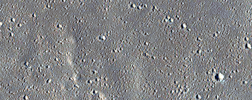 Corinto Crater Ray