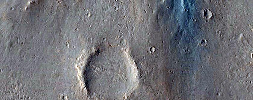 Eastern Meridiani Planum