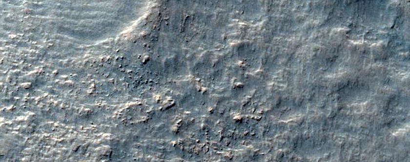 Eastern Argyre Region Terrain Sample