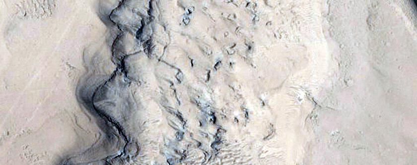 Terrain Near Gordii Dorsum