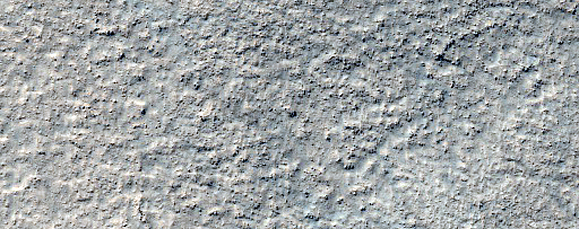 Possible Olivine-Rich Terrain in Terra Sirenum