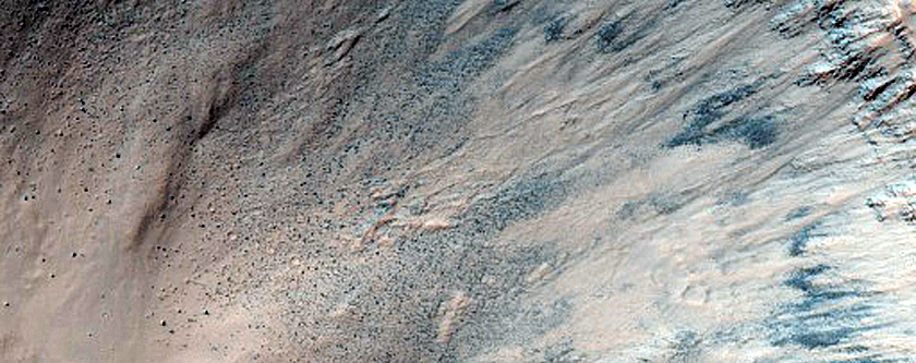 Well-Preserved 2-Kilometer Impact Crater