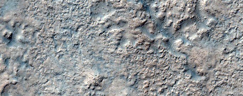 Copernicus Crater Terrain Sample