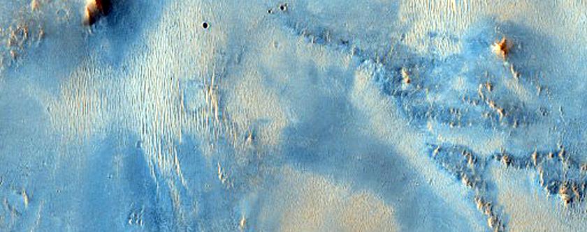 Possible Pyroxene-Rich Terrain in Syrtis Major