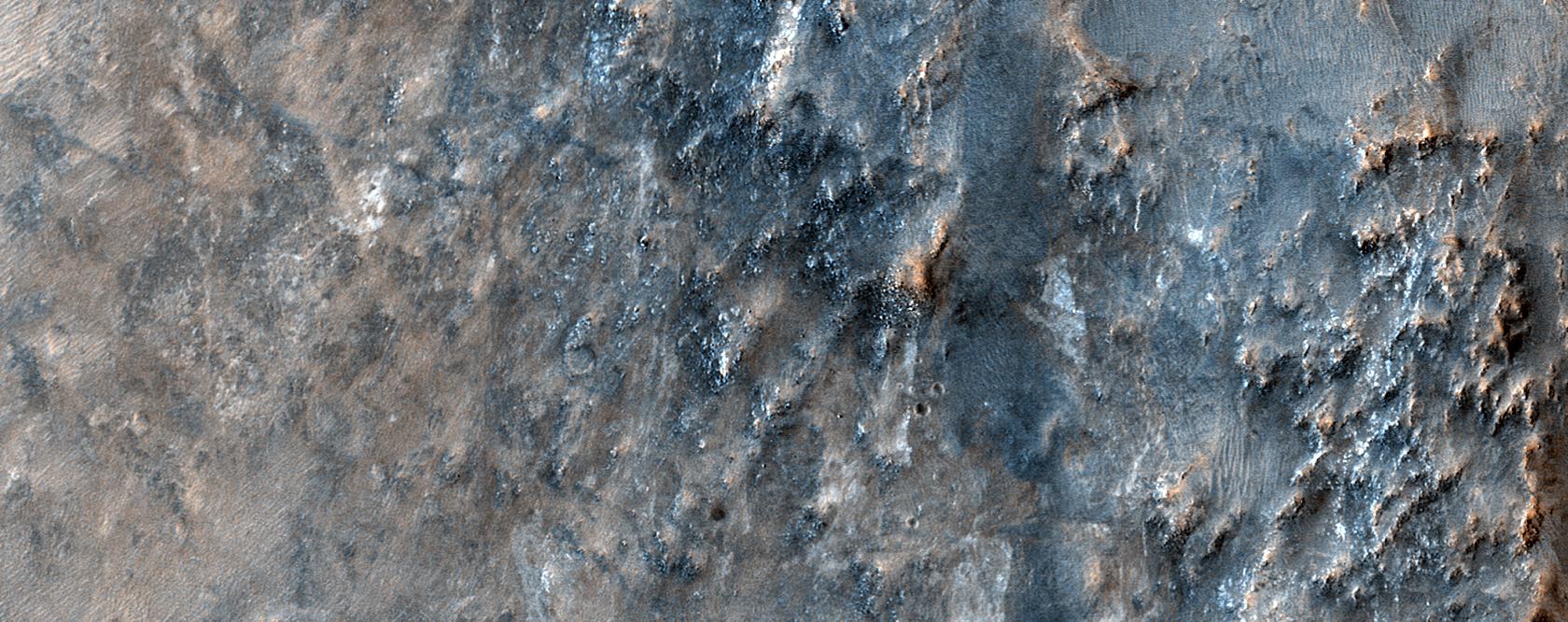 The Bedrock Riddles of Nili Fossae