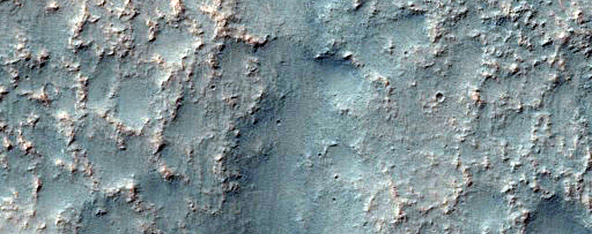 Transition from Inverted to Depressed Channel in Terra Sirenum