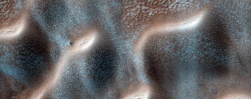 Dune Field in Viking 516B57