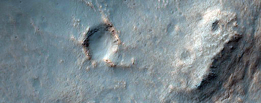 Exit Breach Valley Intersecting Crater