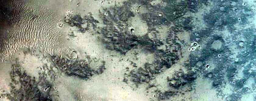 Monitor Steep Crater Slopes Near InSight Lander