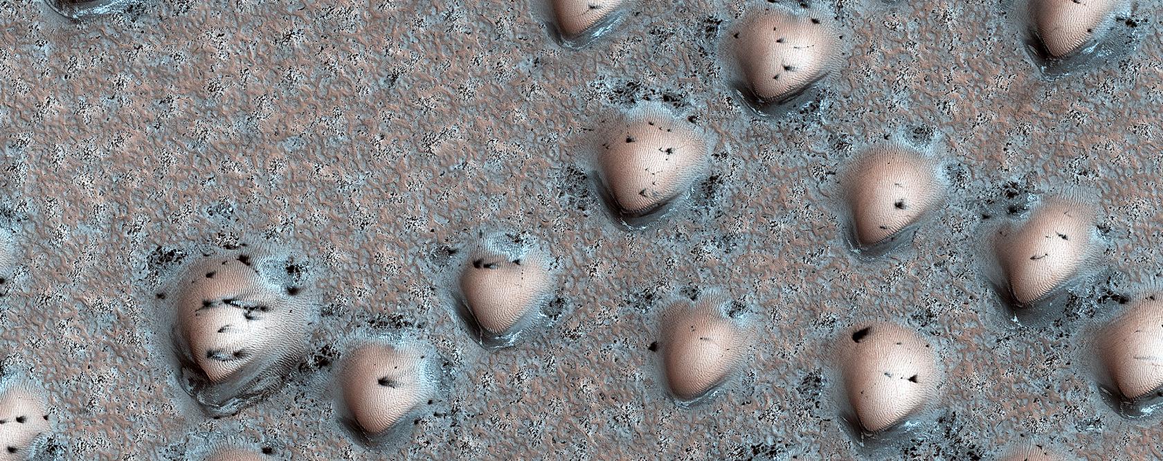 A Martian Game Board