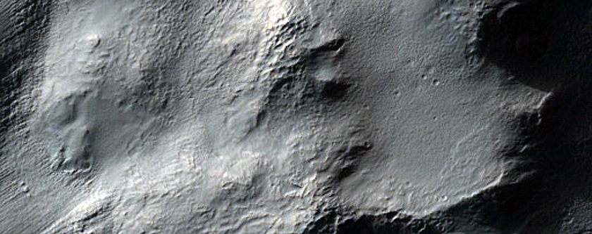 Tongue-Shaped Glaciers in Centauri Montes
