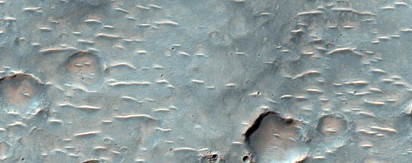 Ejecta Boundary