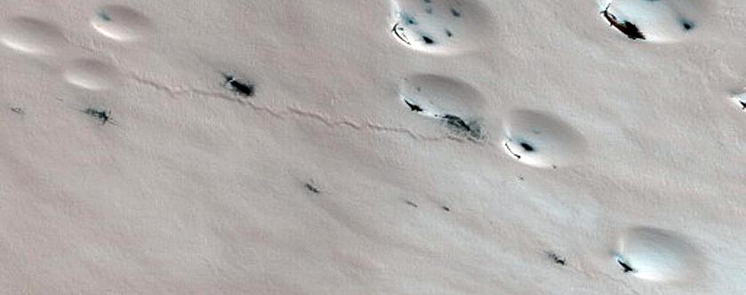 Barchan Dune Source Monitoring