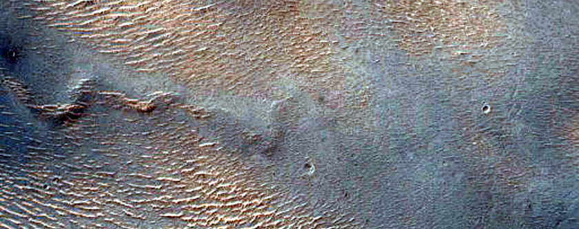 Far Western Valles Marineris