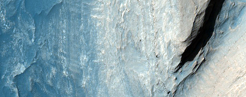 Slope Monitoring in Gale Crater