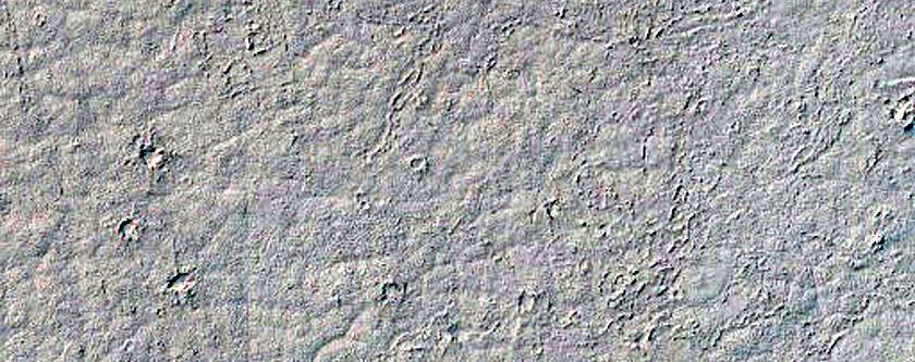 Monitoring Dust Devil Track Near Marte Vallis