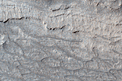 Monitor Slopes on Light-Toned Layered Deposit