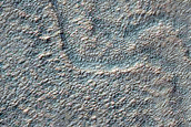 Gullies and Layers in Crater in Terra Sirenum