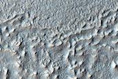Olivine-Rich Scarp in Terra Sirenum