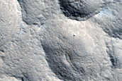 Possible Expanded Craters in Northern Arabia Terra
