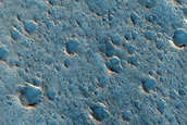 Pitted Cones in Chryse Planitia