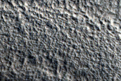 Lobate Debris Apron in Nilosyrtis Mensae