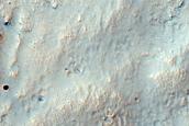 Olivine-Rich Crater Ejecta in Terra Sirenum