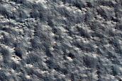 Ridges and Troughs in Deuteronilus Mensae