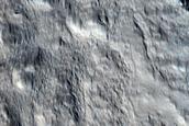 Channels Along Troughs in Acheron Fossae