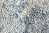 Lava Features on Cerberus Region Plains