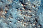 Looking for Impact Craters near Nili Fossae