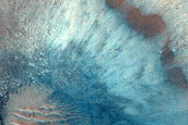 Kasei Valles Slope Monitoring