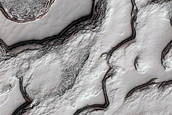 South Pole Residual Cap Albedo and Monitoring