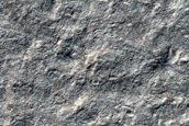 Possible Small Crater in Promethei Lingula
