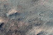 Monitor Recent 18-Meter Impact Crater in South Polar Layered Deposits