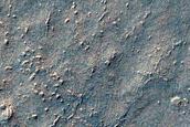 Crater in Terra Cimmeria