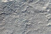 Complex Terrain on Hellas Planitia Floor