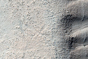 Gullies and Layers in Argyre Cavi