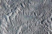 Possible Sulfate-Rich Terrain