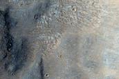 Terrain Near Licus Vallis