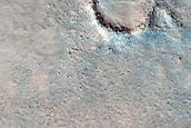 Thumbprint Terrain in Northern Mid-Latitudes