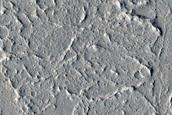 Lava in Echus Palus